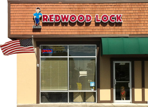 redwood security locks
